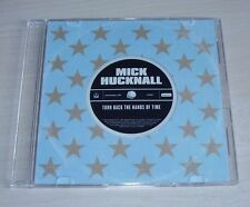 MICK HUCKNALL Turn Back The Hands Of Time CD Promo 2012 1trk Dutch Simply Red