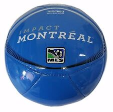 Montreal Impact Mls Tropheo Soccer Ball Size 5 New in Bag by adidas W52742