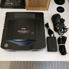 Japanese SNK Neo Geo CD Console with Controller and Power Supply (NTSC-J)