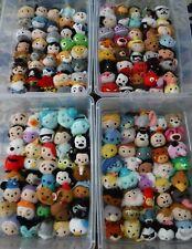 Disney Tsum Tsum Mini Plush - YOU PICK - Toy Story Snow White Peter Pan