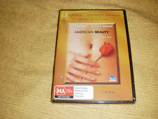 AMERICAN BEAUTY drama 1999 DVD NEW & SEALED Kevin Spacey annette bening R4
