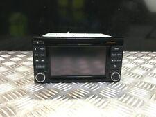 14-18 Nissan Juke Radio/Lettore CD / Navigatore Satellitare Navigazione Testa
