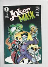 Joker Mask #1 (DC/Dark Horse 2000)  Early Harley Quinn, FN+ HTF