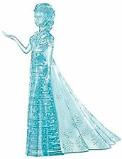 Elsa - BePuzzled Original 3D Crystal Jigsaw Puzzle - Disney - Light Blue
