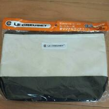 Le Creuset lunch tote cold storage bag Navy keep cool