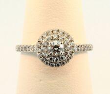 Tiffany & Co. Soleste Diamond Ring Sz 6 Retail $5,443*