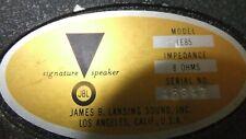 JBL LE85 Compression Driver