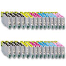 28 cartuchos compatibles para Epson p50 px650w px660 px700w px710w px720wd px800fw