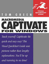 Macromedia Captivate for Windows by Green, Tom