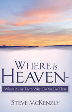 Where Is Heaven? What's It Like There? What Do You Do There? by Steve McKenzly