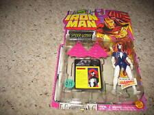 "MARVEL IRON MAN ""SPIDER WOMAN"" FIGURE, 5"" NIB 46104"