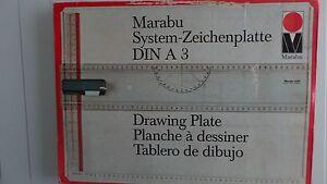 PLANCHE  A  DESSIN   MARABU  A3