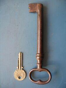 Antique Church Key Very large 6. 3/8 inch long