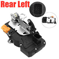 Rear Left Door Lock Actuator Latch For Chevy GMC Yukon For Cadillac 15785128