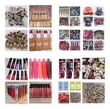 100 Pcs-mixed lot cosmetics,Revlon,covergir l Maybelline L'Oréal and more!