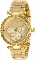 Invicta Bolt Gold Dial Ladies Watch 28957