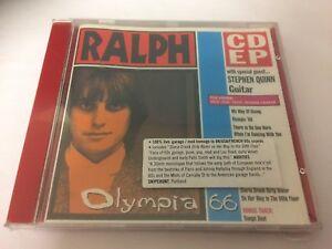 RALPH - OLYMPIA 66 - NEW CD