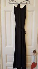 River Island Black Maxi Dress