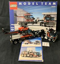 Lego 5590 Whirl N' Wheel Super Truck, Complete With Box & Instructions