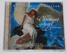 Mannheim Steamroller The Christmas Angel Family Story CD Olivia Newton John JOY