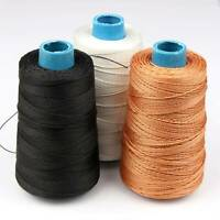 24X Mixed Colors Strong Thread Polyester Spool Sewing Thread Machine/&Hand Stitch