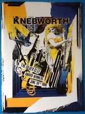 Paul McCartney Pink Floyd Clapton Original Concert Programme Knebworth Park 1990