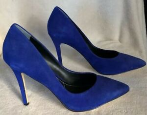 Charles by Charles David Pact Classic Pump Heels Royal Blue Size 8