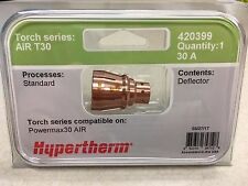 Genuine Hypertherm 420399 AIR T30 Deflector 30A Powermax 30 Plasma