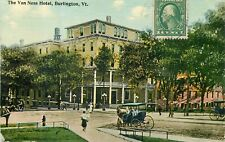 ETATS UNIS THE VAN NESS HOTEL  BURLINGTON