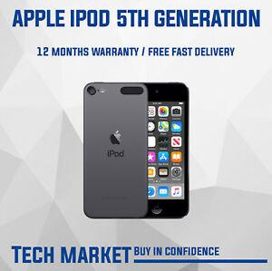 Apple iPod Touch 5th Generation 16GB SPACE GREY / AMAZING VALUE
