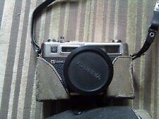 Vintage Yashica Electro 35 Camera