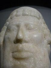 Un Romano/Greco Marmo Testa di Hermes? propylaios??? circa 1ST secolo A.C.