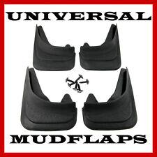 De goma moldeada de ajuste universal mudflaps Barro Aletas Para Mitsubishi Lancer