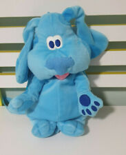 BLUES CLUES BACKPACK CHARACTER TOY VIACOM 35CM