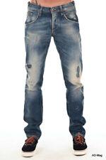 Pantalon Jeans Homme MELTIN POT MP001 D1575 UP250 - W30L34 US (40 FR) NEUF