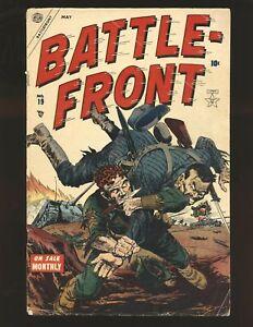 Battlefront # 19 Good+ Cond.