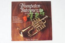 Lennart Axelsson Trompeten Intermezzo Bolero Moldau Wiegenlied uvm (LP39)