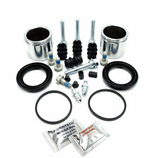 Mini Cooper Works JCW R53 2x Front caliper repair kits, pistons & guides PK478-2
