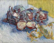 Red Vincent van Gogh Art Prints