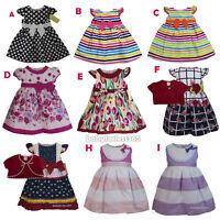 Laura Ashley Infant Newborn baby girls dress size 3 6 9 12 18 24 months 2T 3T 4T