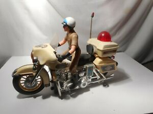 Battery Operated Harley Davidson Police Cycle
