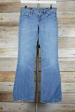 Citizens of Humanity Naomi #065 Jeans Sz 27 Low Waist Flare Medium Wash #21