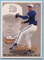 ROY HALLADAY 1997 Best Premium Preview #d to /200 Dunedin Blue Jays RC eBay 1/1