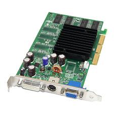 Nvidia GeForce FX5200 TD 128MB AGP VGA DVI Graphics Card FX5200-TD128