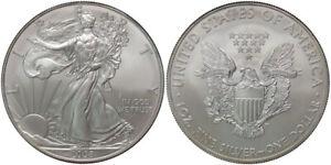 EEUU - 1 Dolar. 2008. 1 Onza Fine. SC/UNC/PROOF. Plata 31,3 g.