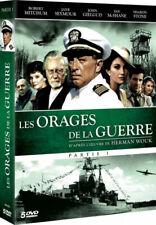 Les Orages De La Guerre : Coffret Partie 1 [DVD]