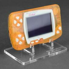 Stand for Bandai Wonderswan Color console - Crystal Black | Rose Colored Gaming