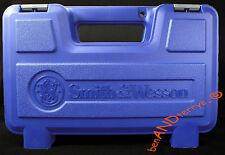 """NEW Smith & Wesson Large Pistol Case Box Fits Up To 8 3/4"""" Factory S&W Gun Case"""