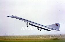 More details for original 35mm slide cccp-68001 tu-144 tupolev design bureau s400