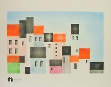 Joël LACROIX / BORYA (1931) Sérigraphie signée / Cinétique / Pop Art / Loft